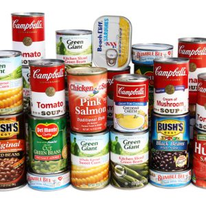 ORGANIC CANNED FOODS