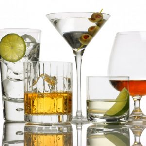 DRINKS & MIXERS